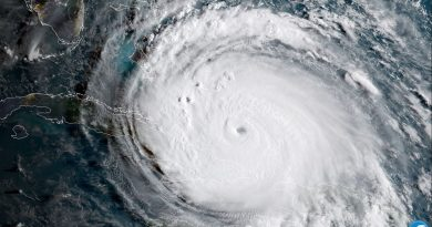 Cape Canaveral Spaceport Braces for Major Hurricane Irma