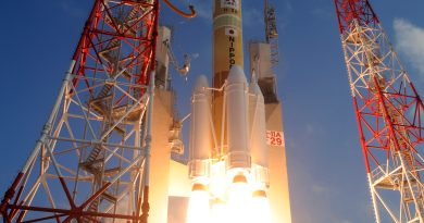 MHI Receives Second Commercial H-IIA Launch Contract for 6th Generation Inmarsat Satellite