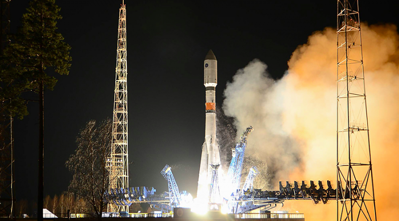 Glonass Satellite Blasts Off on Soyuz to Replenish Russian Navigation Constellation