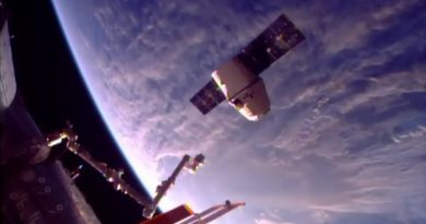 SpaceX Dragon Splashes Down with Critical Space Station Science