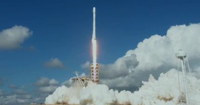 Video: SpaceX Falcon 9 Sends Fifth X-37B Mission Into Orbit