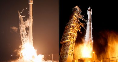 NASA Awards Launch Contracts for Sentinel-6A & Landsat 9 to SpaceX & ULA