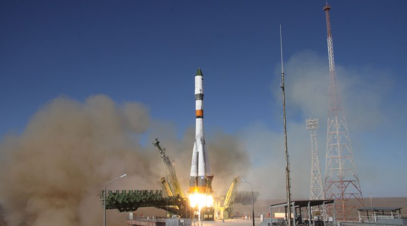 Soyuz Rocket Soars to Orbit with Progress Cargo Ship, set for Revised Two-Day Mission Profile