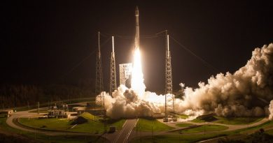 Atlas V Blasts Off from Florida on Fifth Attempt, Classified NROL-52 Satellite Confirmed in Orbit
