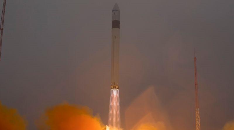 Sentinel-5P Atmospheric Monitoring Satellite Rides into Orbit atop Converted Ballistic Missile
