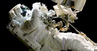 ISS Astronauts go 3-for-3 in Successful Spacewalks, Robotic Arm Restored to Full Functionality