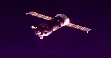 Progress MS-07 Cargo Vehicle Completes Textbook Rendezvous after Two-Day Flight to ISS