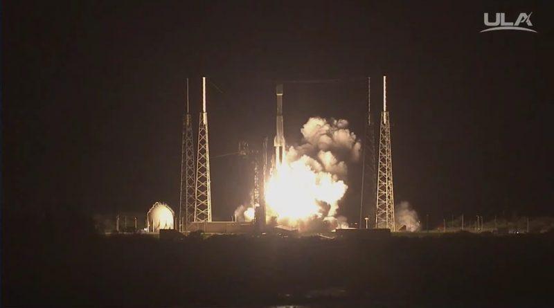 Video: Atlas V / NROL-52 Mission
