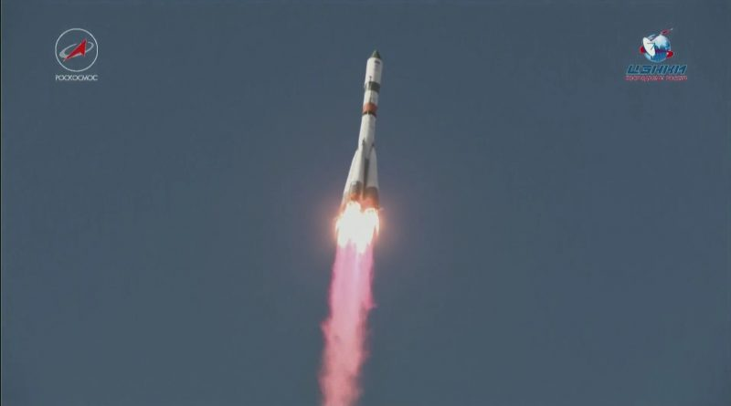 Video: Soyuz 2-1A Launches Progress MS-07 Supply Craft