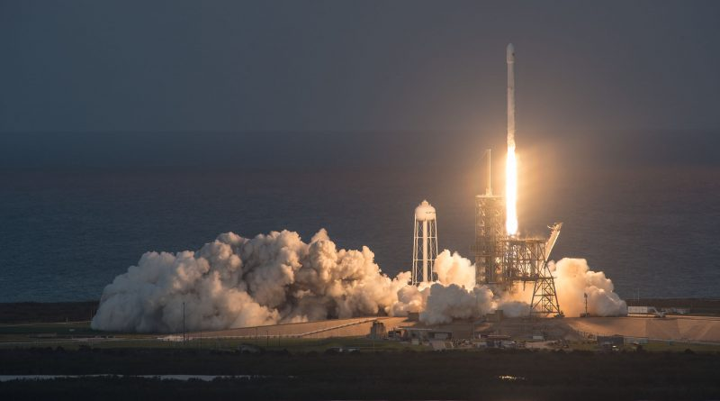 Sunset Launch & Twilight Landing for Third Re-Used Falcon 9, SES 11 Satellite Enters GTO