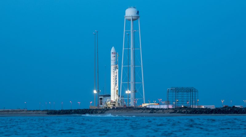 Revamped Antares Rocket Ready for Second Launch with Cygnus Cargo Spacecraft