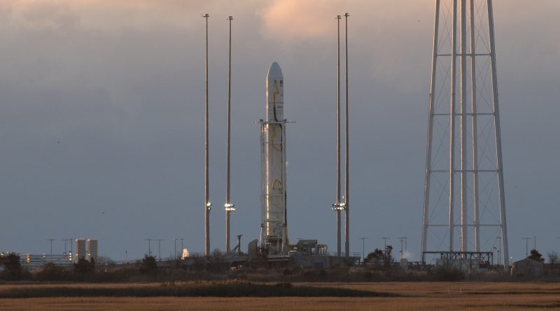 Antares Launch Scrubbed by Wayward Plane, Liftoff Re-Set for Sunday