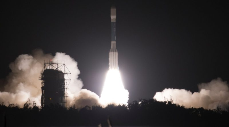 Photos: Delta II Thunders into the Night with JPSS-1