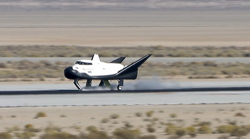Sierra Nevada's Dream Chaser Aces Critical Approach-to-Landing Test on Second Try
