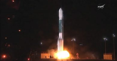 Video: Penultimate Delta II Rocket Launches JPSS-1 Weather Satellite