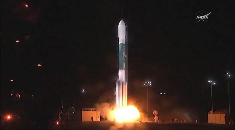 Video: Penultimate Delta II Rocket Launches JPSS-1 Weather Satellite