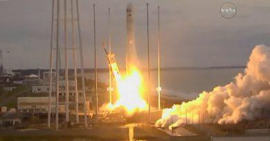 Video: Cygnus Cargo Craft Rides into Orbit atop Second Upgraded Antares Rocket