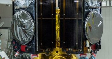 Second Galileo Quartet Ready for Launch atop Ariane 5 Rocket