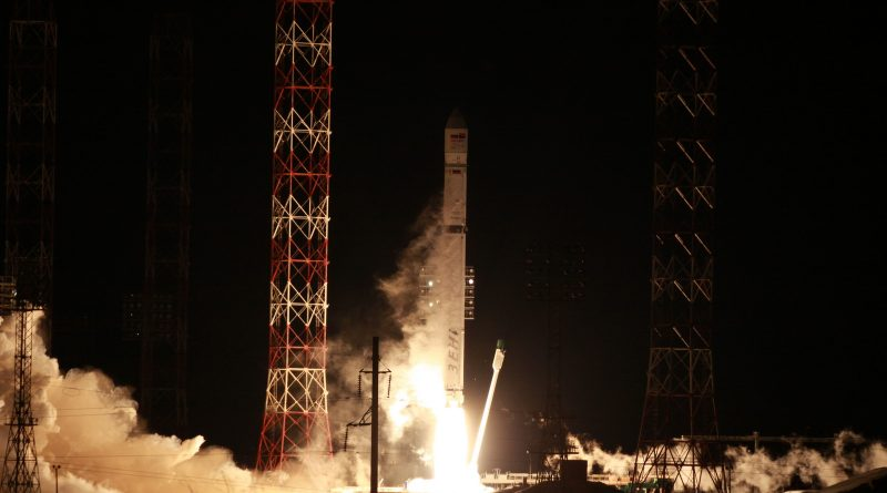 Zenit Rocket Rumbles Off with Angola's 1st ComSat in Rare Russian-Ukrainian Space Cooperation