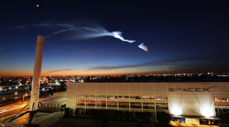 Photos & Videos: Falcon 9 Launch Thrills California Residents