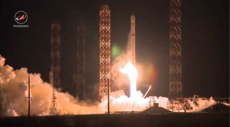 Video: Zenit Blasts Off with Angola's 1st Communications Satellite