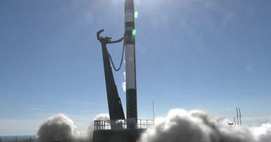 Rocket Lab's Electron Rocket Aborts at Ignition