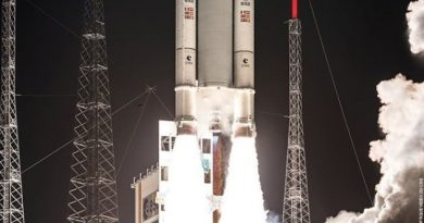 A Bizarre Failure Scenario Emerges for Ariane 5 Mission Anomaly with SES 14 & Al Yah 3