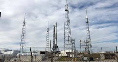 SpaceX Delays Expendable Falcon 9 Launch with Luxembourg's GovSat-1