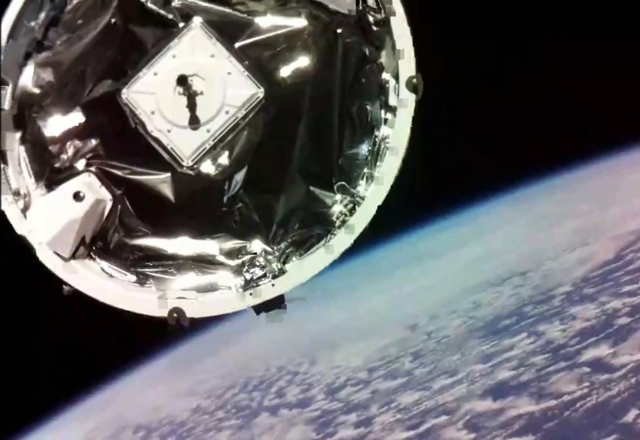 Rocket Lab Surprises with Kick Stage Test & Humanity Star ...