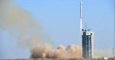 Third Chinese Launch of the Week Deploys LKW-3 Land Survey Satellite
