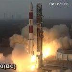 Video: PSLV Launch with Cartosat-2F et al.
