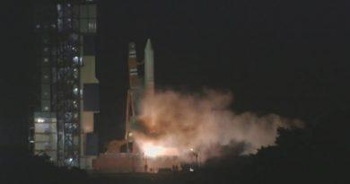 Video: Epsilon Rocket Launches ASNARO-2 Radar Satellite