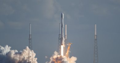 Luxembourg's GovSat-1 in Orbit after Flawless Boost by Flight-Proven SpaceX Falcon 9