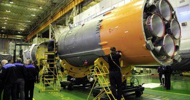 Re-Entry: Soyuz FG Upper Stage from Soyuz MS-07 Launch