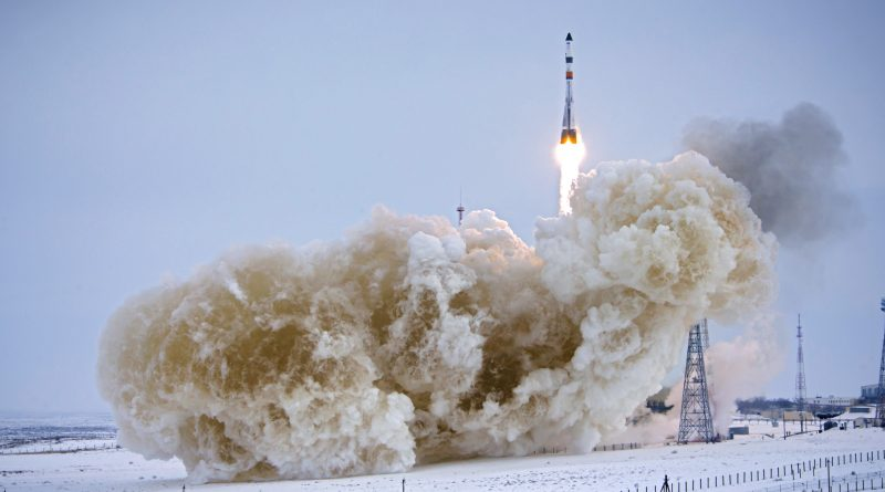 Progress MS-08 Delivers Cargo to International Space Station After Two-Day Rendezvous