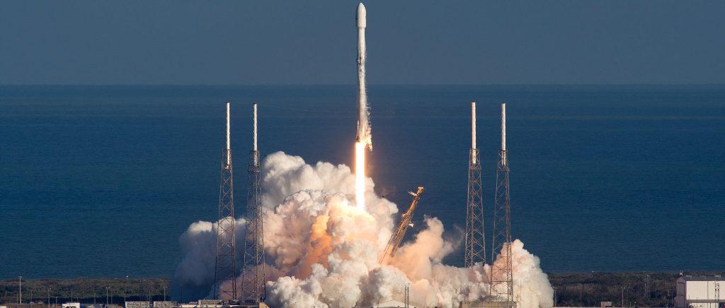 Falcon 9 Bangabandhu 1 Spaceflight101