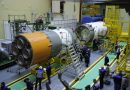 Re-Entry: Soyuz Block I Upper Stage from Progress MS-08 Launch