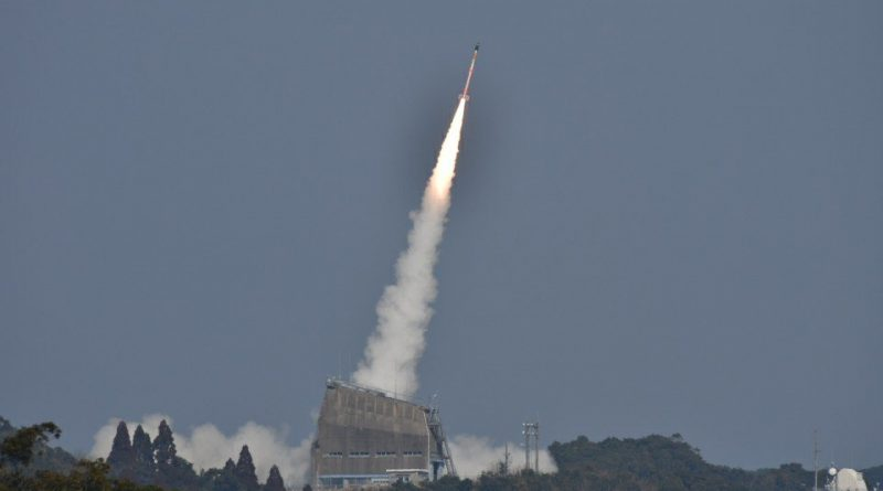 Japan's SS-520 CubeSat Launch Vehicle Achieves Success on Second Try