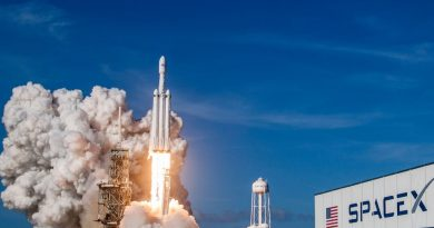 "Successful Falcon Heavy Test Flight: ""Starman"" Reaches Orbit, 2/3 Rocket Cores Recovered"