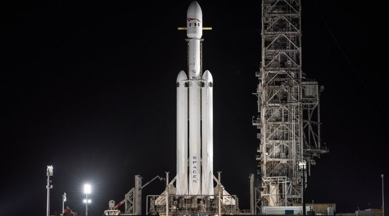 Preview: SpaceX Set to Debut Falcon Heavy Rocket via Long-Awaited Shakedown Flight
