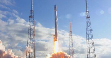 Video: Falcon 9 Launch with GovSat-1