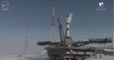 Soyuz Ignition Abort Thwarts Express Rendezvous Plans for Progress MS-08 Cargo Craft