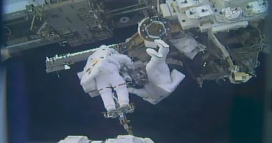 U.S.-Japanese Spacewalking Duo Aces Final ISS Robotics Rejuvenation EVA + Get-Ahead Tasks