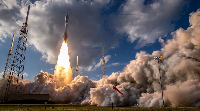 Next-Generation Weather Sentinel Rides to Orbit atop Atlas V Powerhouse
