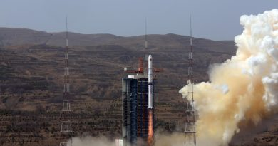 Tenth Chinese Launch of 2018 Lifts Three Gaofen-1 Earth-Imaging Satellites