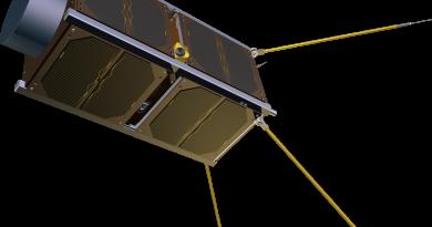 Re-Entry: Atlantis (QB50 CubeSat)