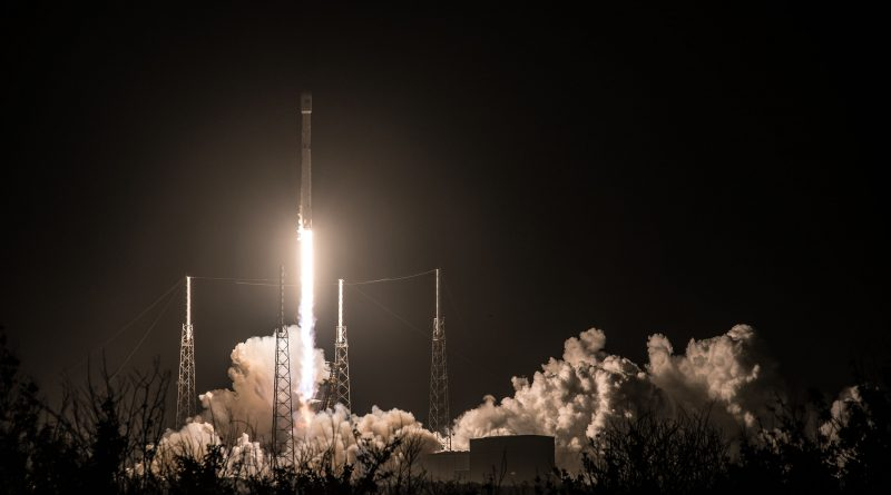 Midnight-Hour Falcon 9 Launch Sends Hispasat 30W-6 to Orbit, Weather Prevents Stage 1 Recovery