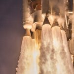 Photos: Strongest Atlas V Rocket Races into Clear Afternoon Skies on U.S. Air Force Mission