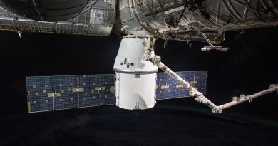 ISS Receives new External Research Facilities & Spare Pump as Part of Dragon Cargo Transfers