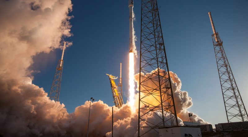 Falcon 9 Lifts TESS Exoplanet Hunter to Survey Earth's Cosmic Neighborhood for Habitable Worlds